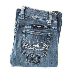 Cowgirl Tuff Women's Denim Jeans Size W26 X L35